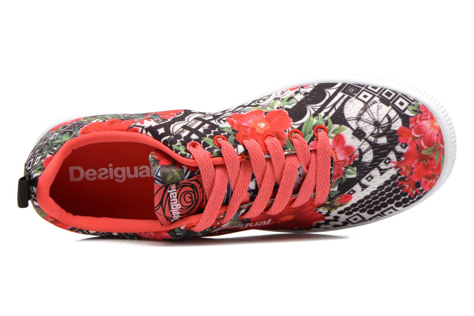 Trainers Desigual SHOES_FUN EVA B Multicolor view from the left