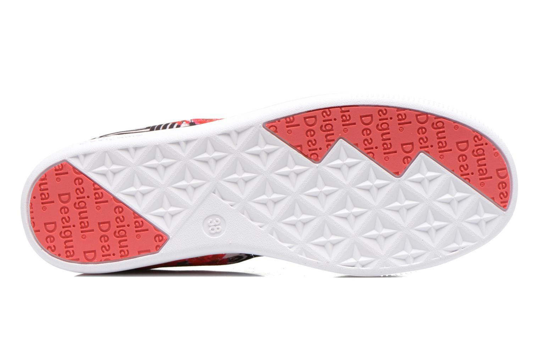Sneaker Desigual SHOES_FUN EVA B mehrfarbig ansicht von oben
