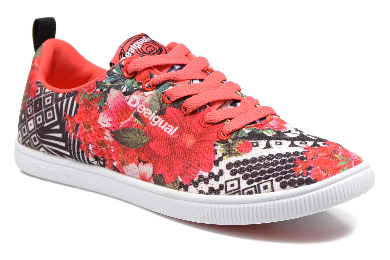 Sneaker Desigual SHOES_FUN EVA B mehrfarbig detaillierte ansicht/modell