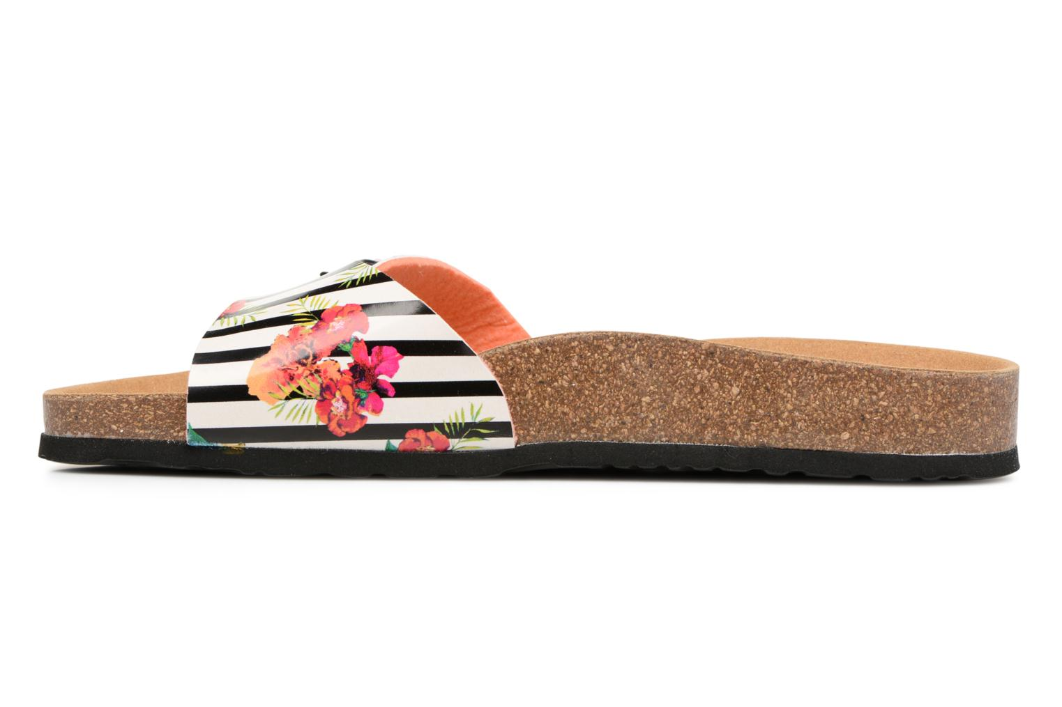 Zoccoli Desigual SHOES_BIO 1 Multicolore immagine frontale