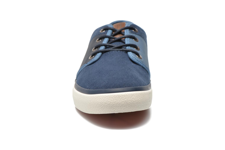 Sneaker Jack & Jones JJ Turbo blau schuhe getragen