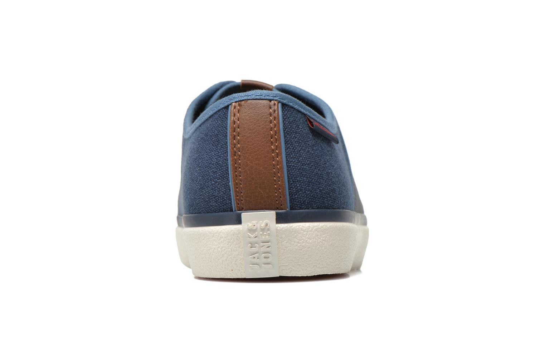 Sneaker Jack & Jones JJ Turbo blau ansicht von rechts