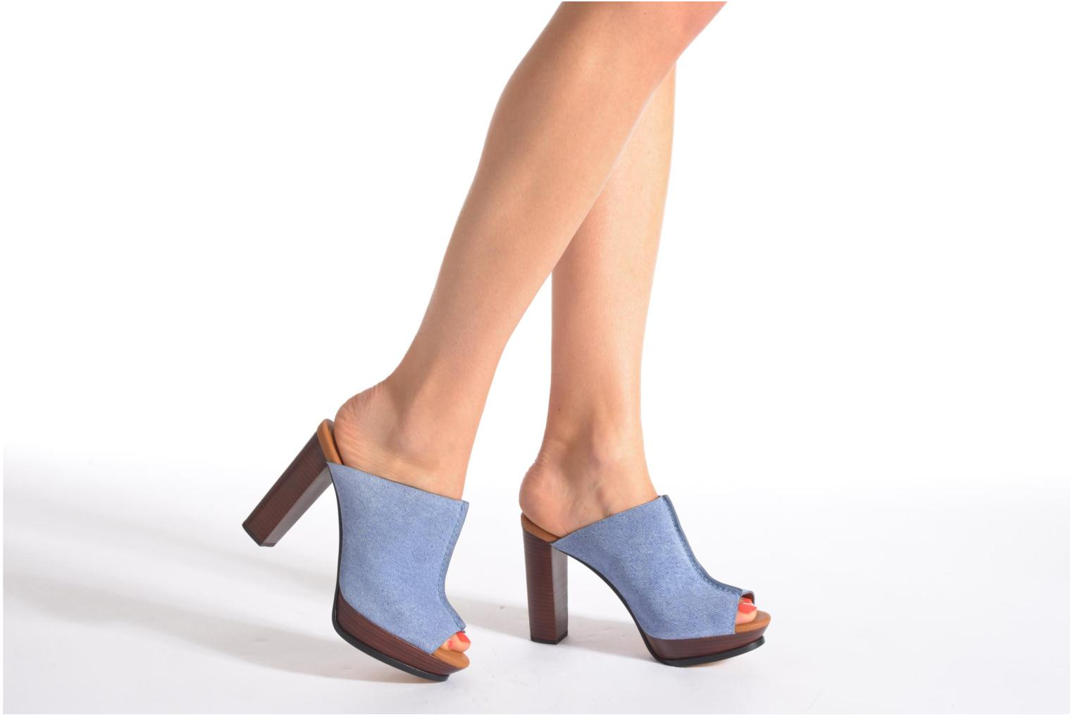 Mules & clogs See by Chloé Till Blue view from underneath / model view
