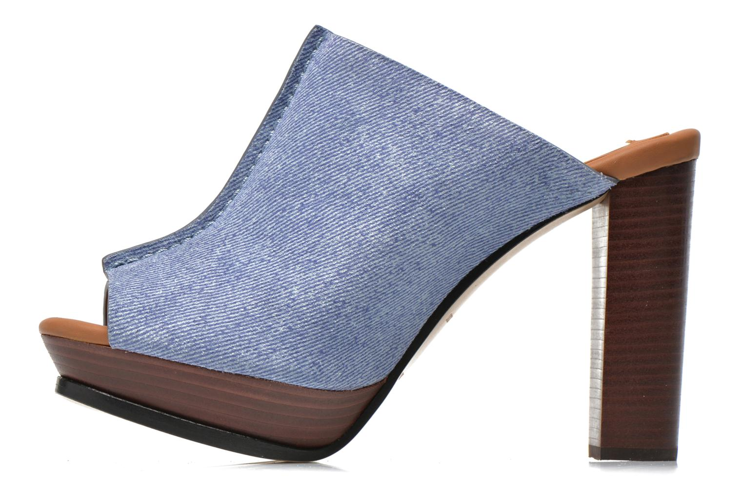 Wedges See by Chloé Till Blauw voorkant