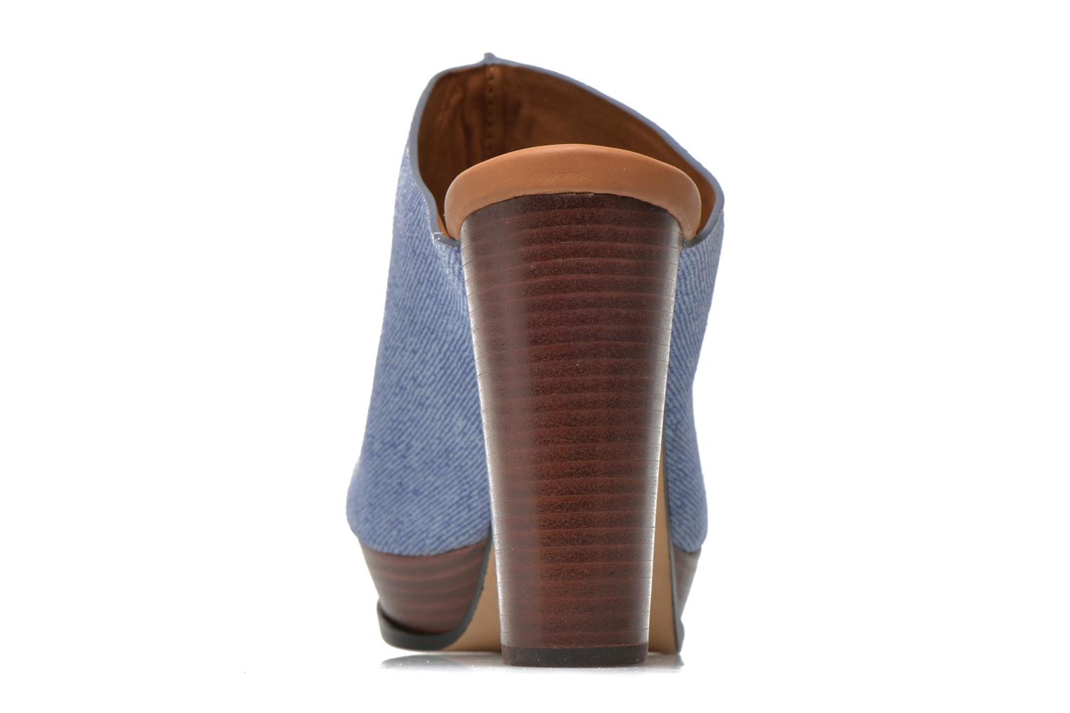 Mules & clogs See by Chloé Till Blue view from the right