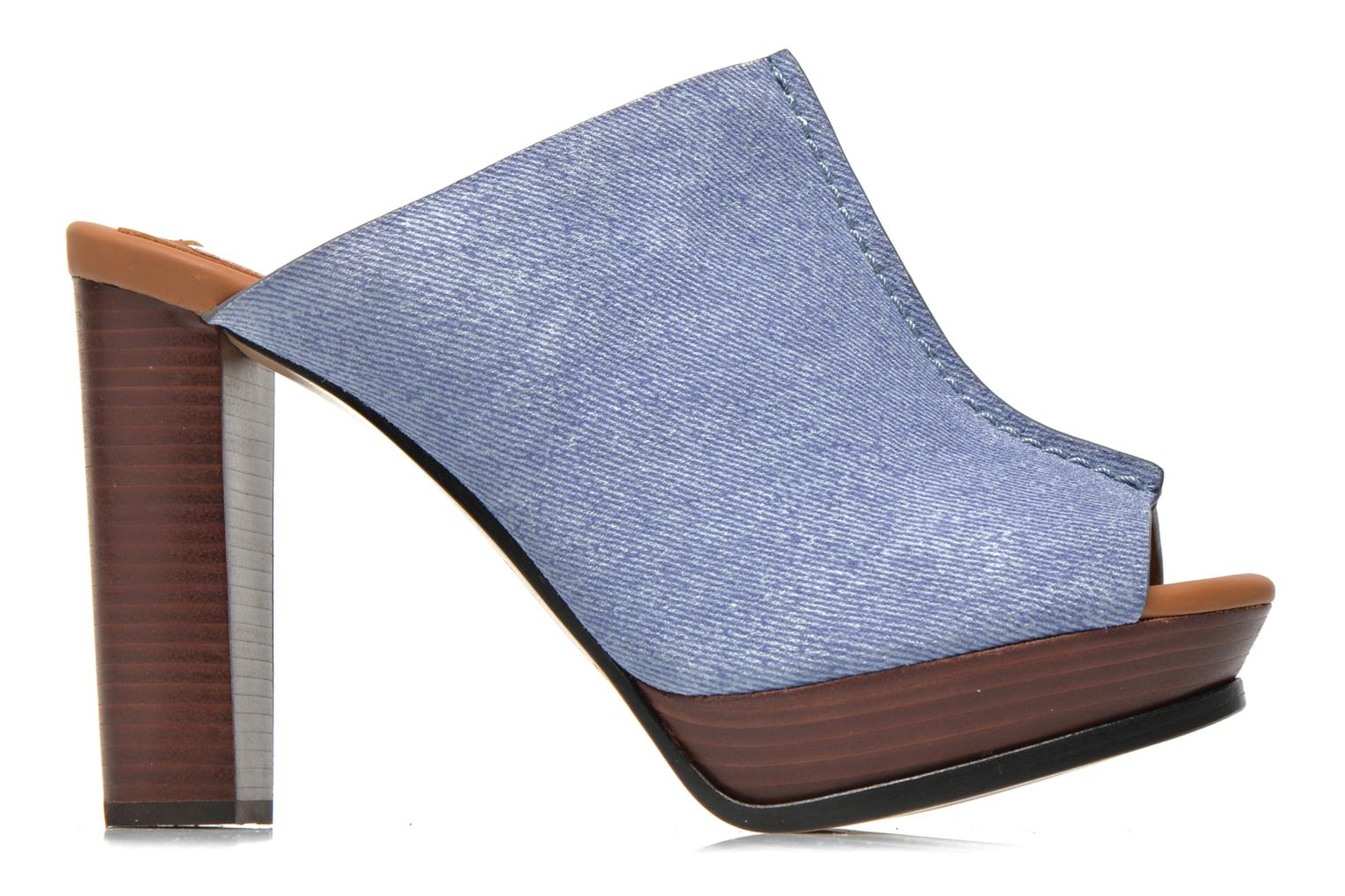Wedges See by Chloé Till Blauw achterkant