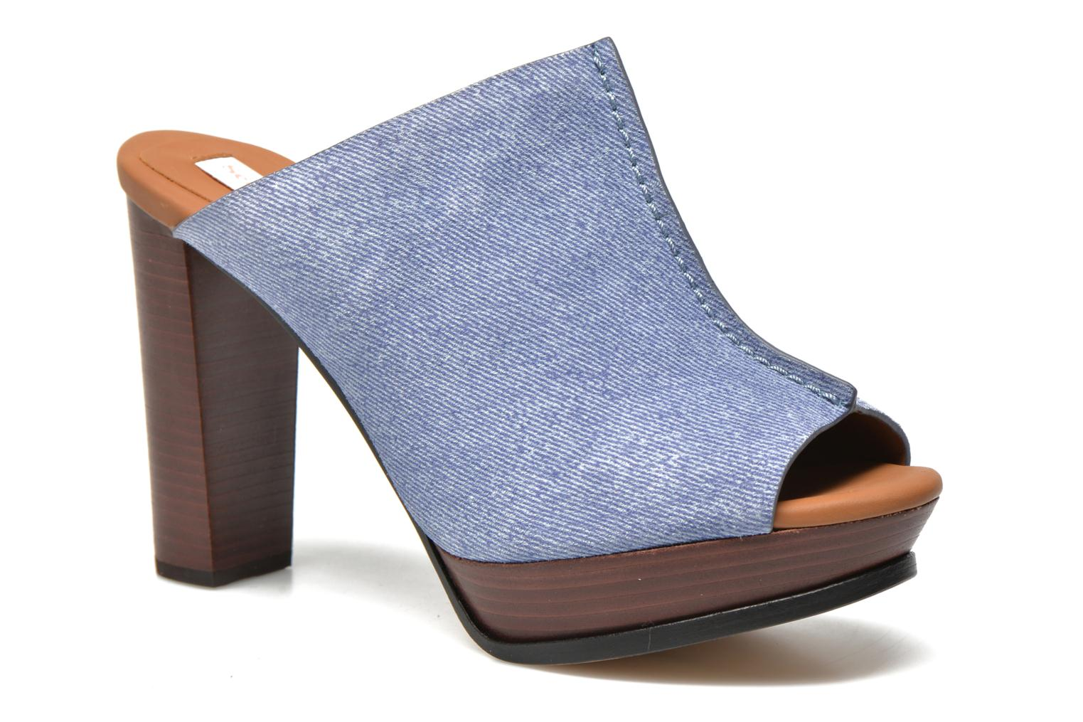 Mules & clogs See by Chloé Till Blue detailed view/ Pair view