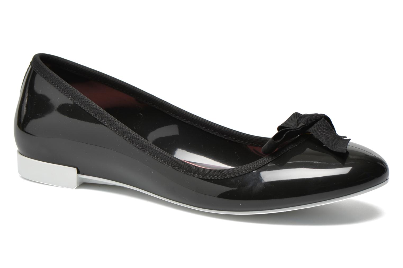 Ballet pumps Lemon Jelly Bow Black detailed view/ Pair view