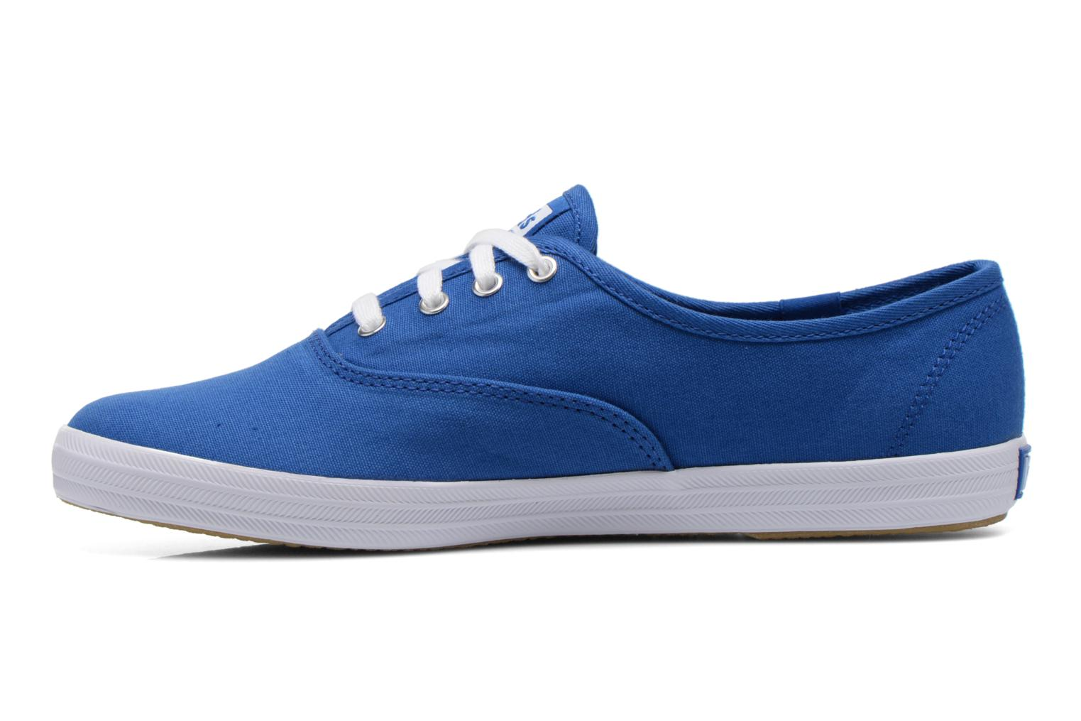 Baskets Keds Champion CVO W Bleu vue face