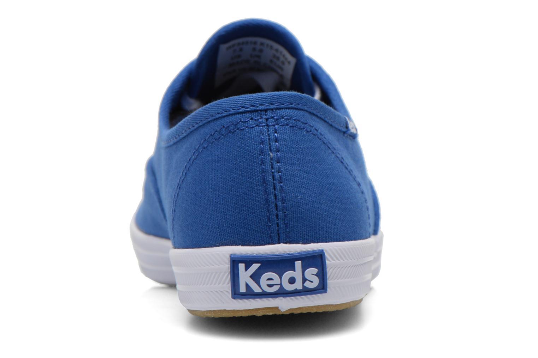 Sneakers Keds Champion CVO W Blå Bild från höger sidan