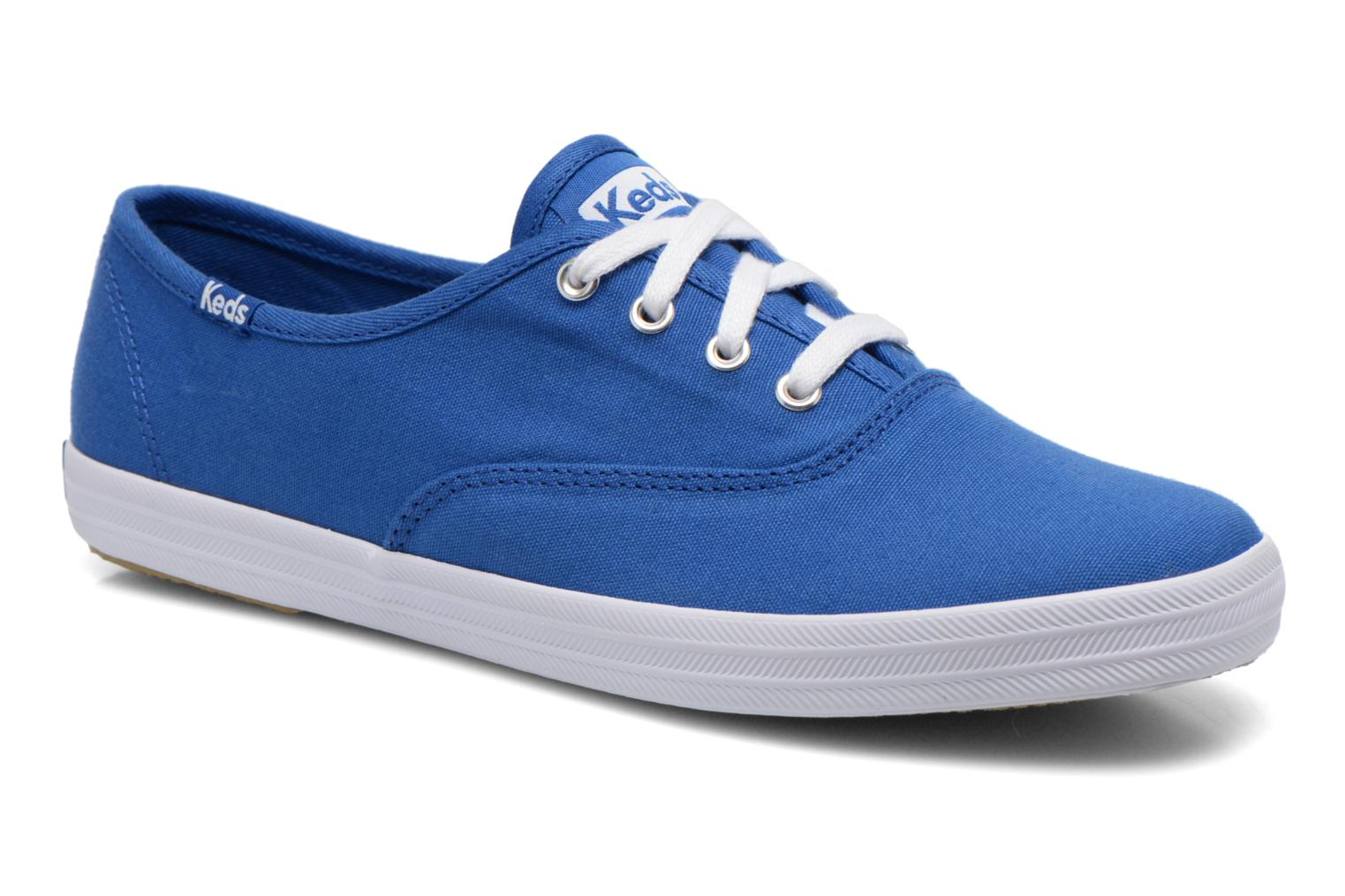 Sneakers Keds Champion CVO W Blauw detail