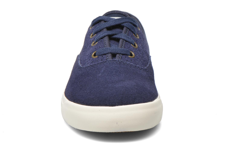 Baskets Keds Triumph 28 retro sport Bleu vue portées chaussures