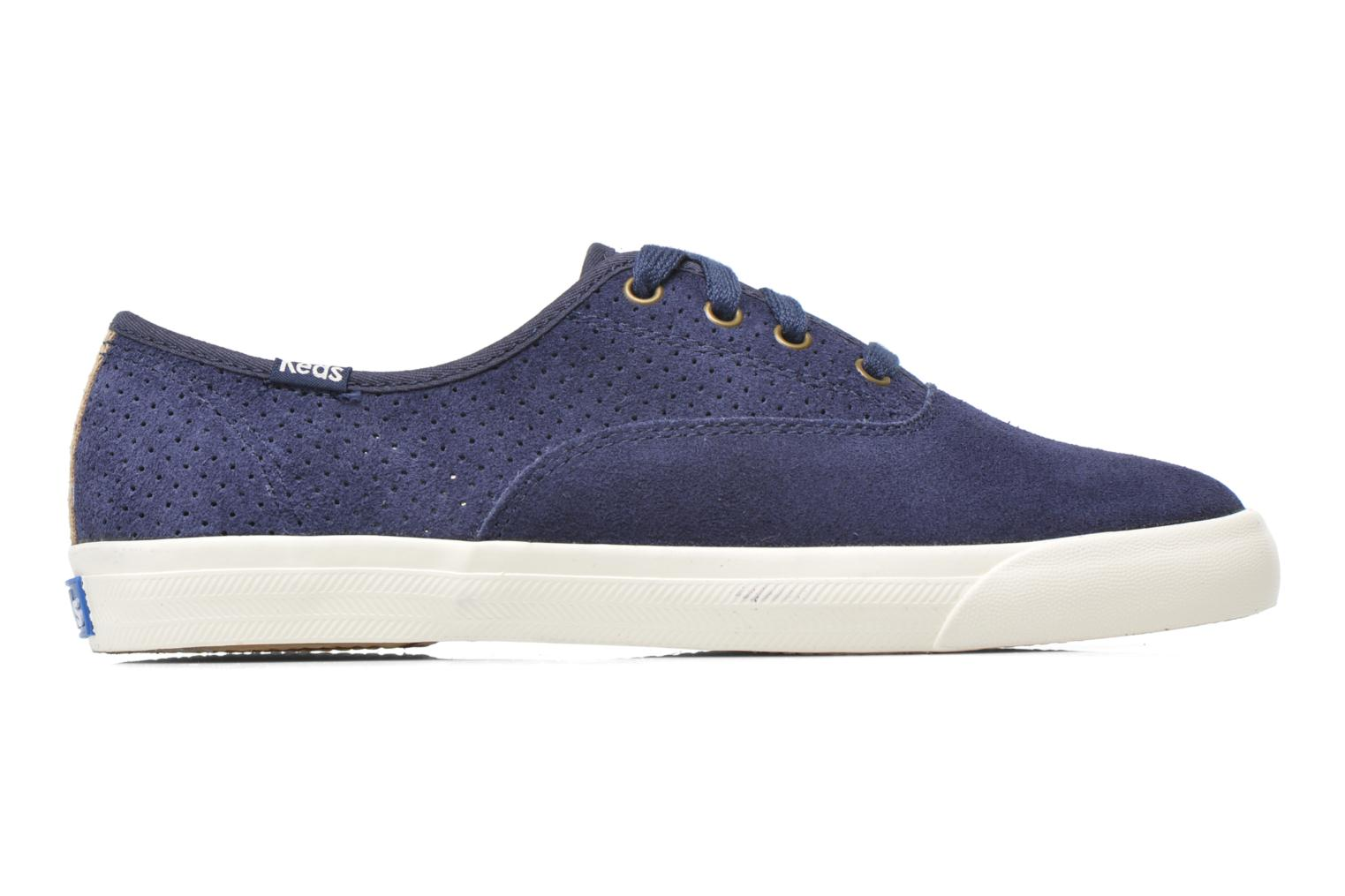 Trainers Keds Triumph 28 retro sport Blue back view
