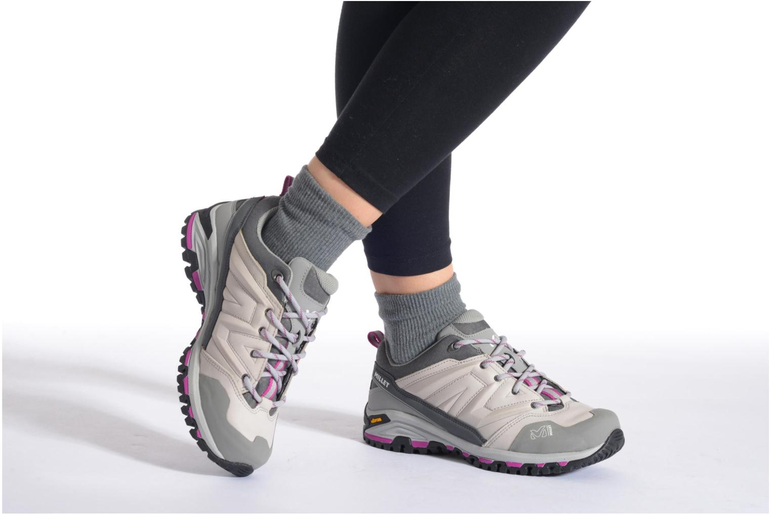 Sport shoes Millet LD Hike Up Grey view from underneath / model view