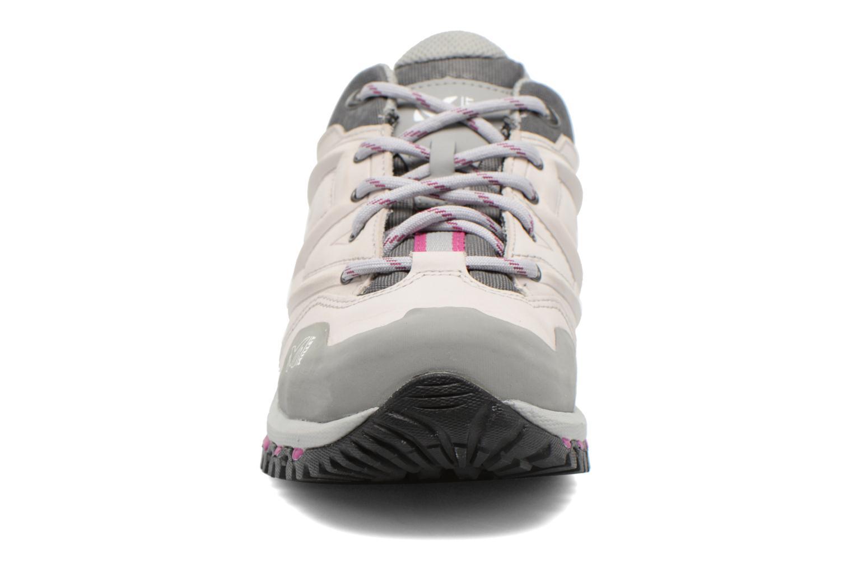 Chaussures de sport Millet LD Hike Up Gris vue portées chaussures