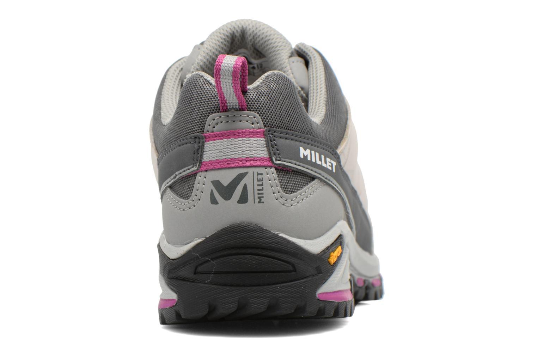 Chaussures de sport Millet LD Hike Up Gris vue droite