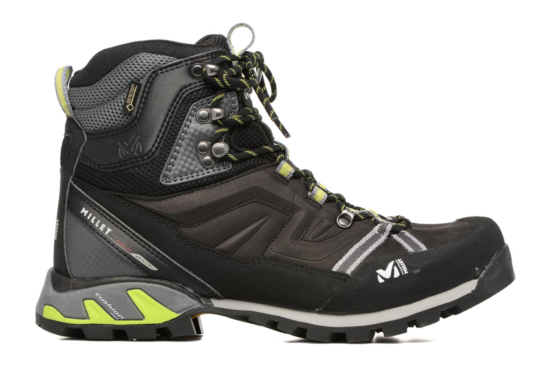 Sport shoes Millet High Route GTX Black back view