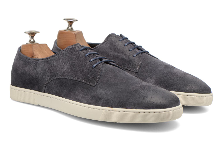 Chaussures à lacets n.d.c Ruben softy Gris vue 3/4