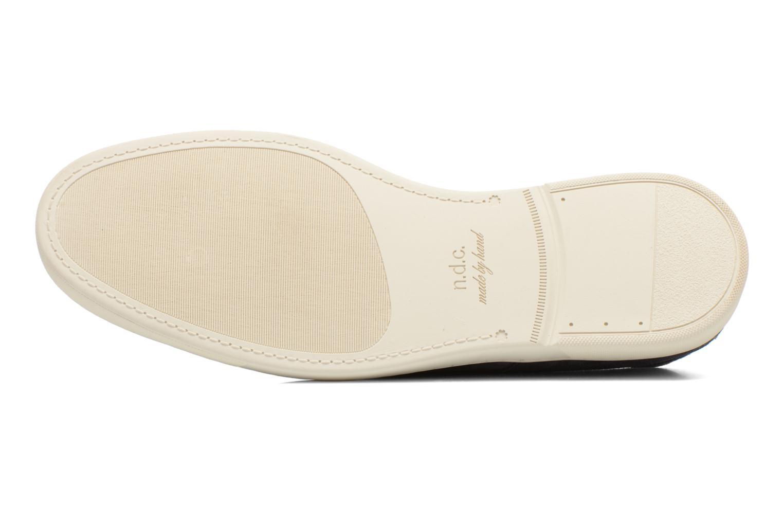 Chaussures à lacets n.d.c Ruben softy Gris vue haut