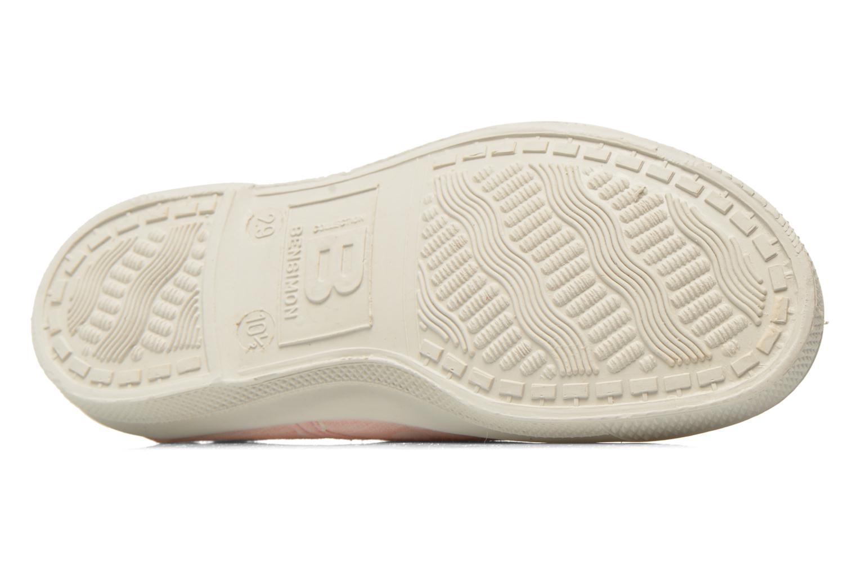 Sneakers Bensimon Tennis Lacets Pastel Pastilles E Rosa bild från ovan