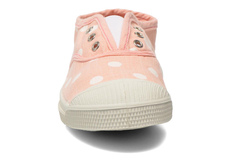Sneaker Bensimon Tennis Elly Pastel Pastilles E rosa schuhe getragen