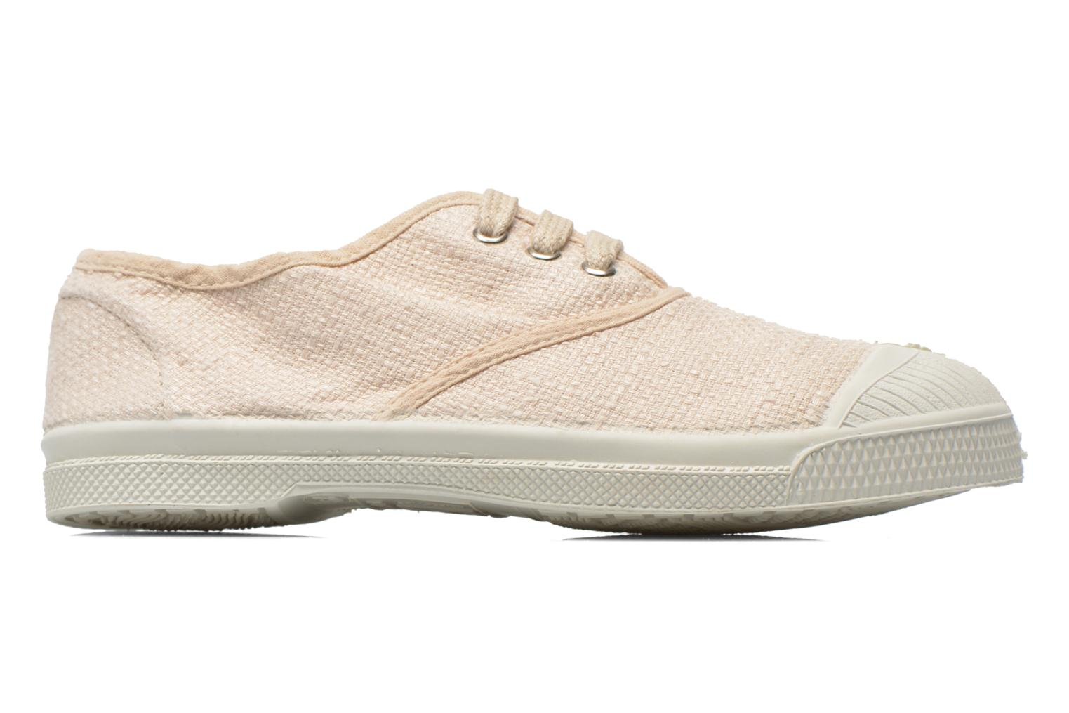 Trainers Bensimon Tennis Lin E Beige back view