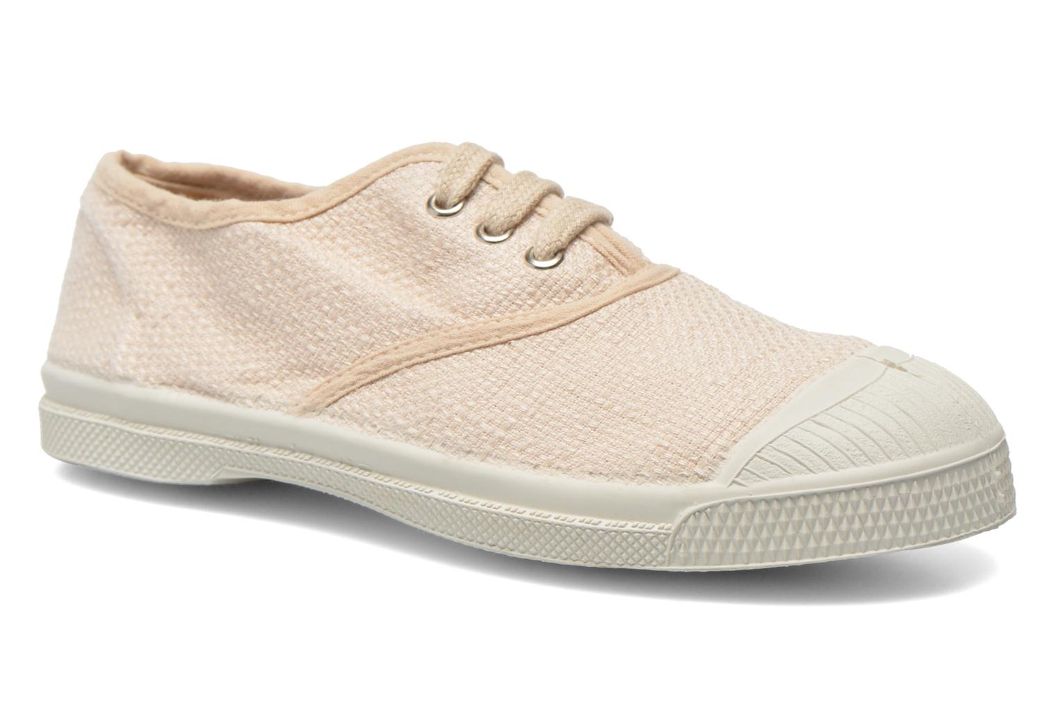 Trainers Bensimon Tennis Lin E Beige detailed view/ Pair view