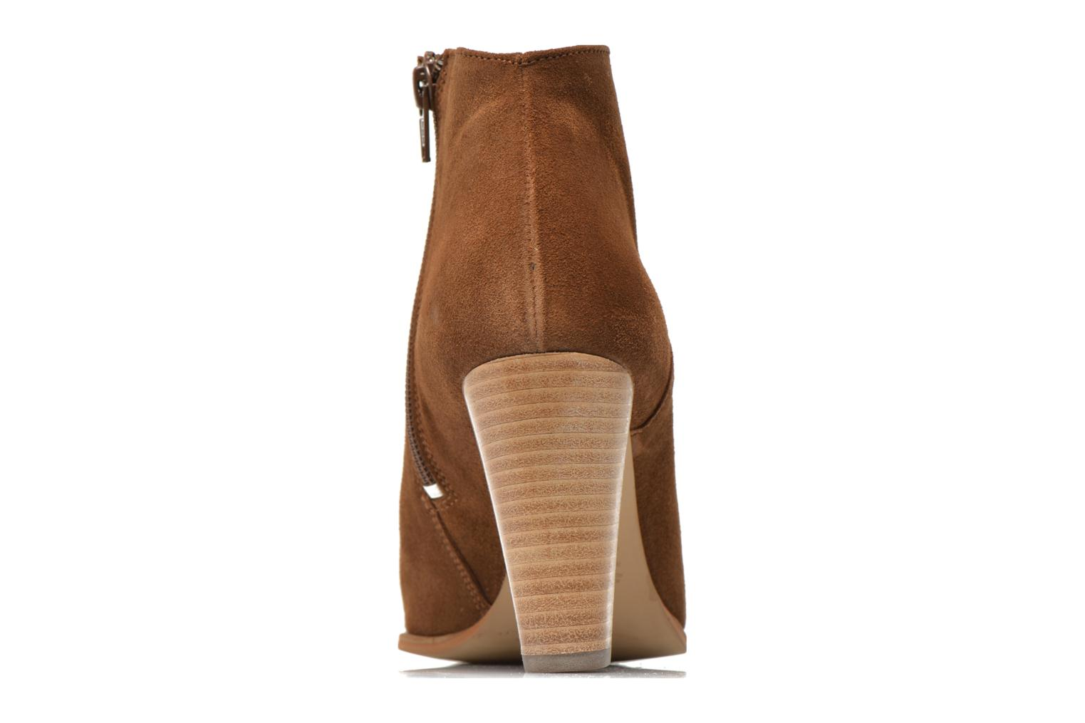 Ankle boots Muratti Angel Brown view from the right