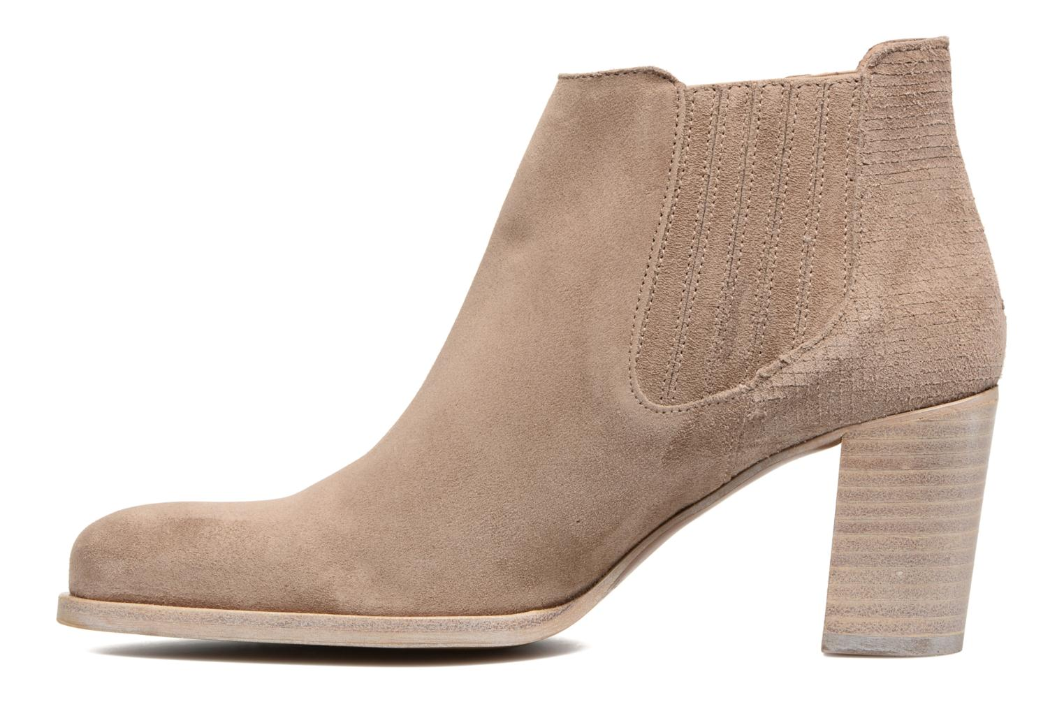 Ankle boots Muratti Bloody Beige front view