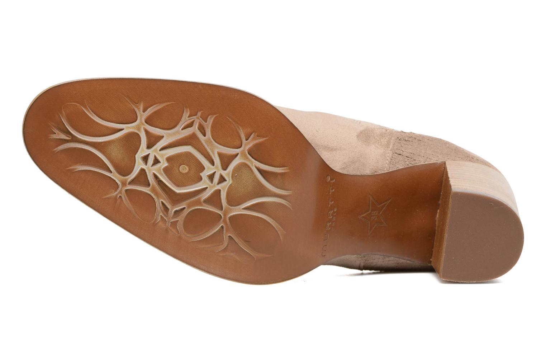 Stiefeletten & Boots Muratti Bloody beige ansicht von oben
