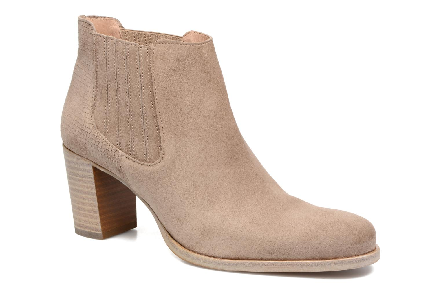 Ankle boots Muratti Bloody Beige detailed view/ Pair view