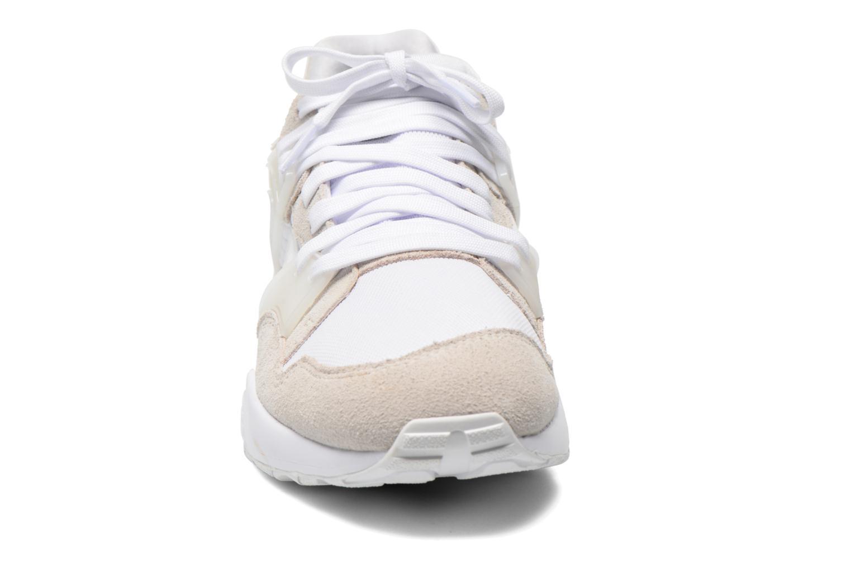 Sneaker Puma Blaze Trinomic weiß schuhe getragen