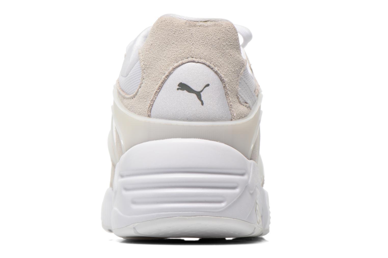 Sneaker Puma Blaze Trinomic weiß ansicht von rechts