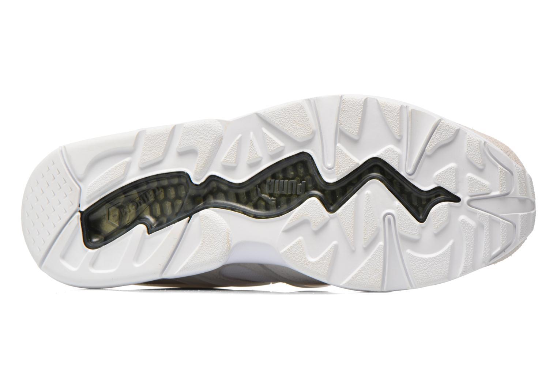 Sneaker Puma Blaze Trinomic weiß ansicht von oben