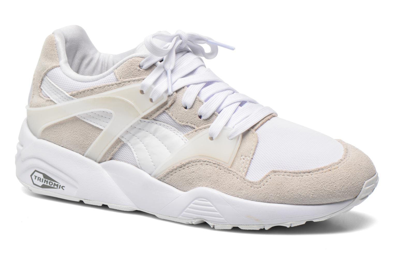 Sneaker Puma Blaze Trinomic weiß detaillierte ansicht/modell