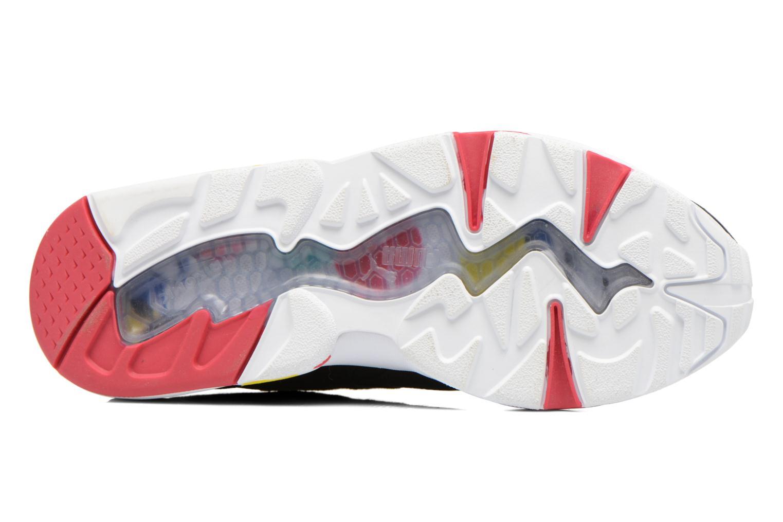 Sneaker Puma WNS R698 Blur Trinomic schwarz ansicht von oben
