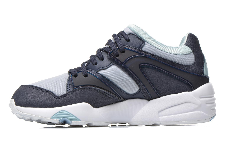 Sneakers Puma WNS Blaze Filtered Trinomic Blå bild från framsidan