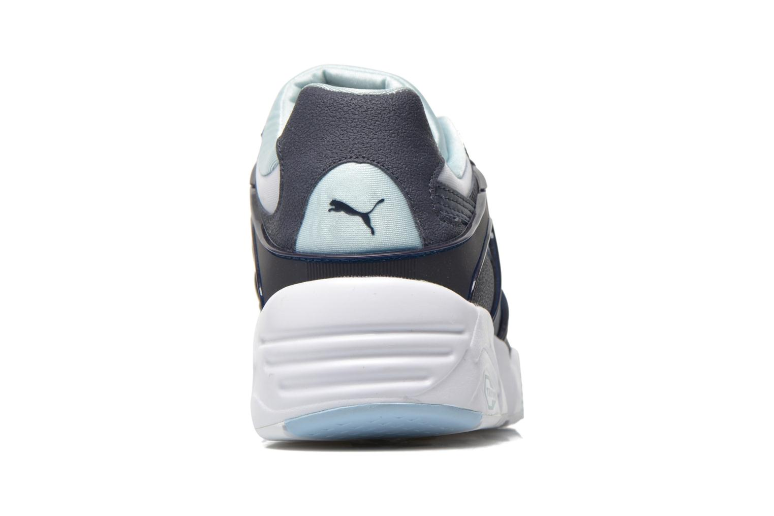 Trainers Puma WNS Blaze Filtered Trinomic Blue view from the right