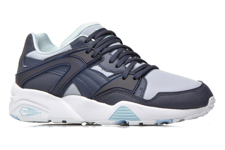 Sneakers Puma WNS Blaze Filtered Trinomic Blå bild från baksidan