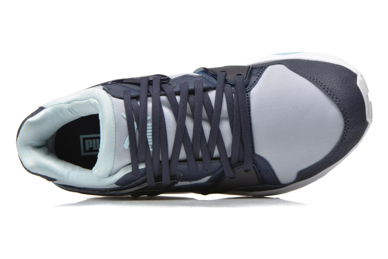 Trainers Puma WNS Blaze Filtered Trinomic Blue view from the left