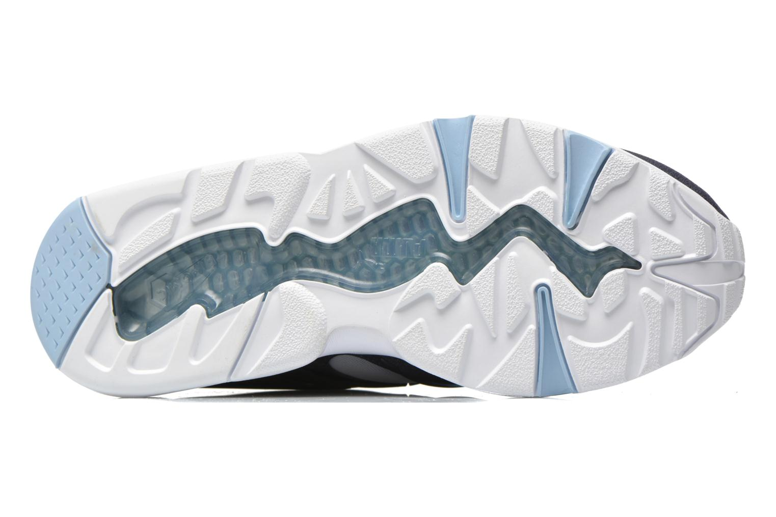 Trainers Puma WNS Blaze Filtered Trinomic Blue view from above