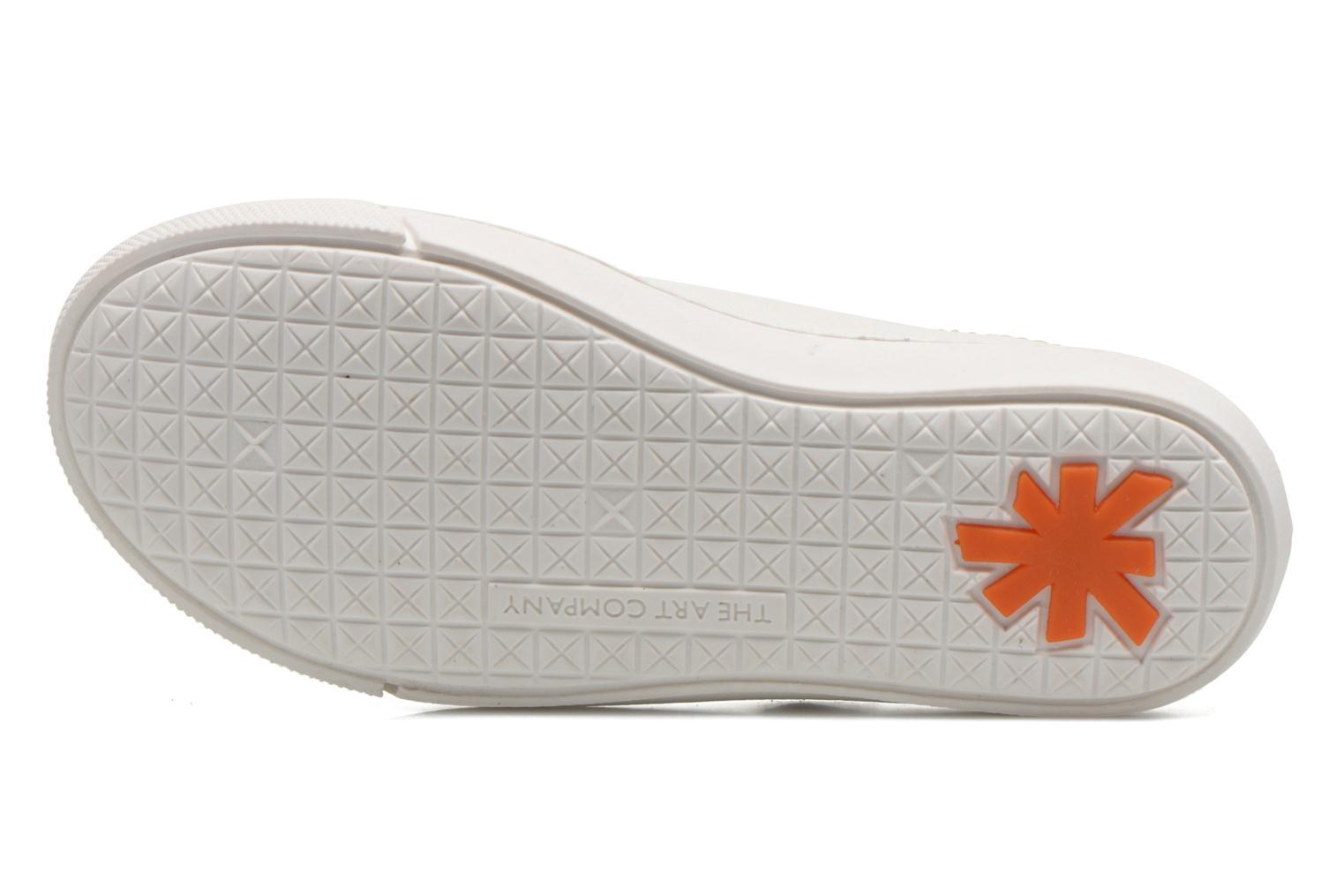 Ballet pumps Art A535 Dover White view from above