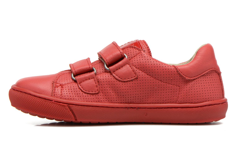 Sneaker Art A537 Dover rot ansicht von vorne