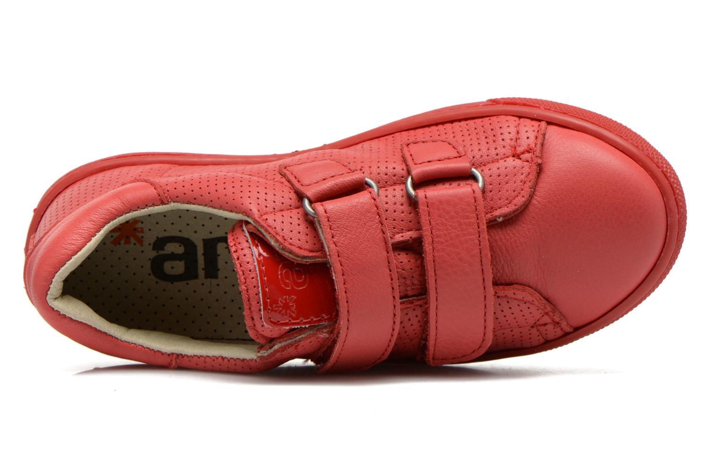 Sneaker Art A537 Dover rot ansicht von links