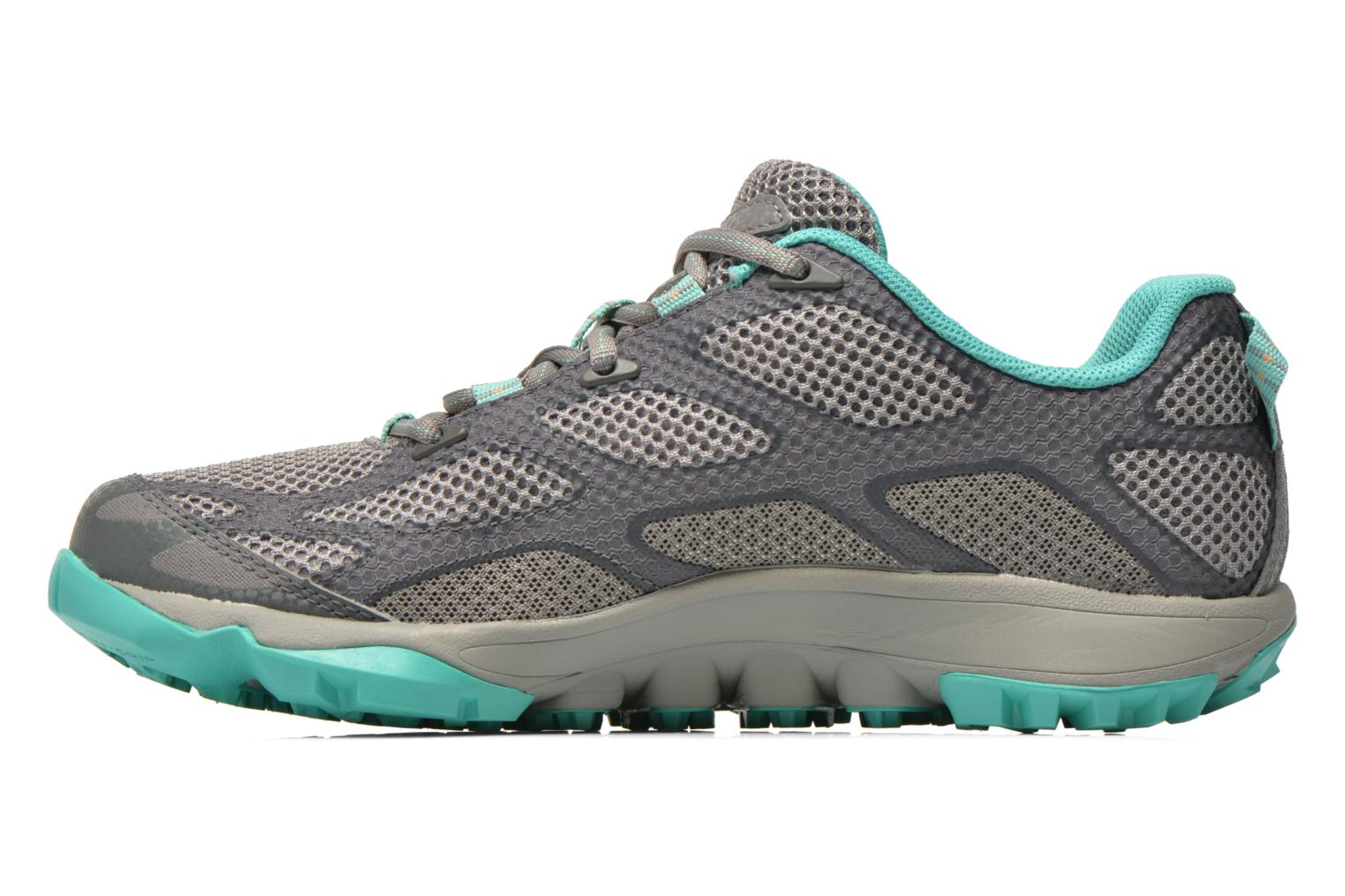 Sport shoes Columbia Conspiracy IV Grey front view