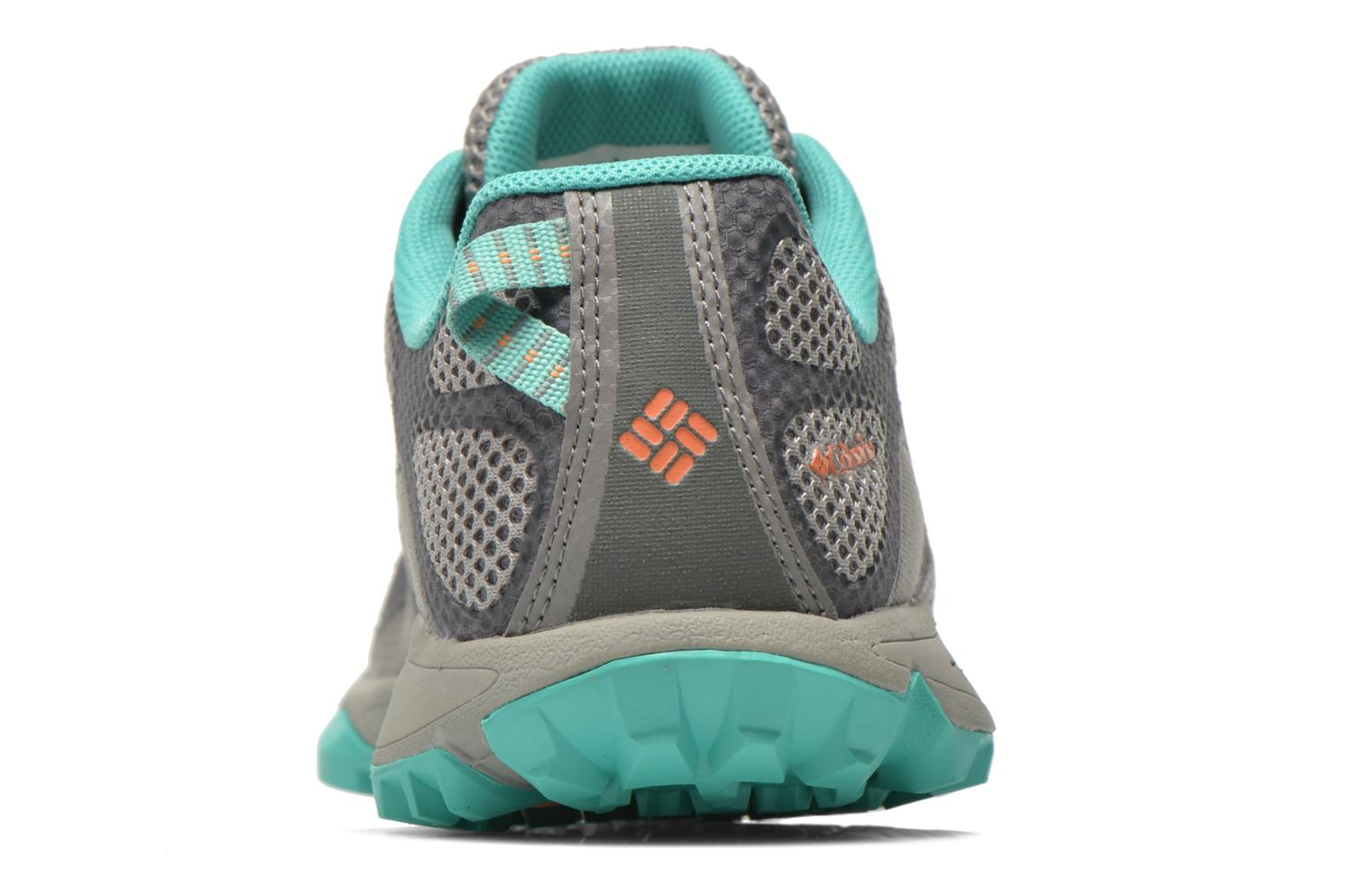 Sport shoes Columbia Conspiracy IV Grey view from the right
