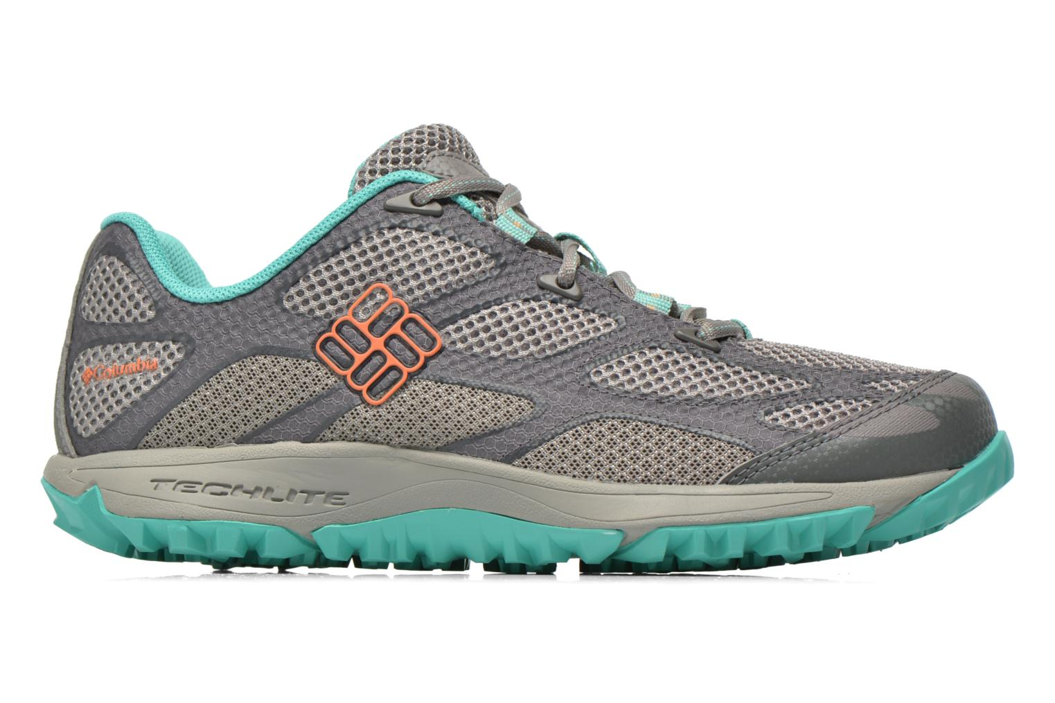 Sport shoes Columbia Conspiracy IV Grey back view