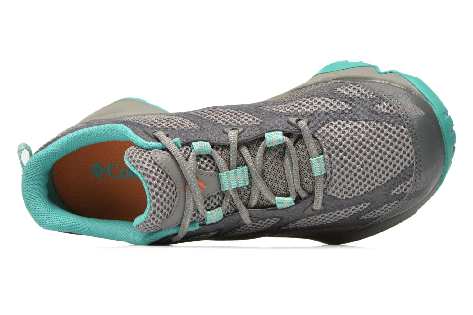 Sport shoes Columbia Conspiracy IV Grey view from the left