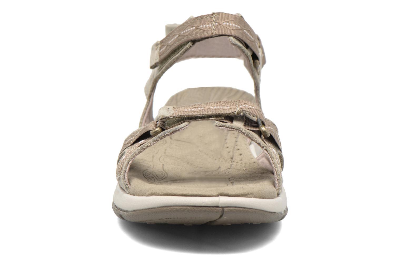 Chaussures de sport Columbia Kyra Vent II Gris vue portées chaussures