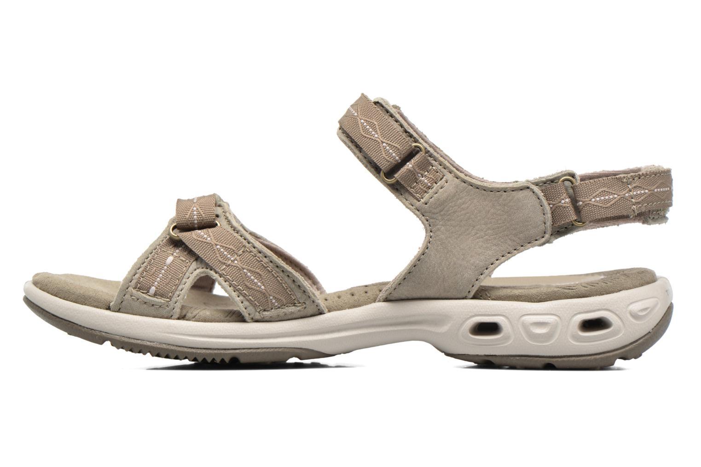 Chaussures de sport Columbia Kyra Vent II Gris vue face